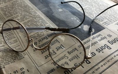Que faire de votre ancienne paire de lunettes ?